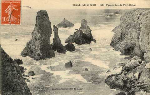 Belle-Ile en Mer - Private Collection