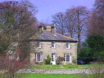 Dunsa Manor, Dalton, Richmond, Yorkshire, Britain Photo Credit Alastair Sawday's