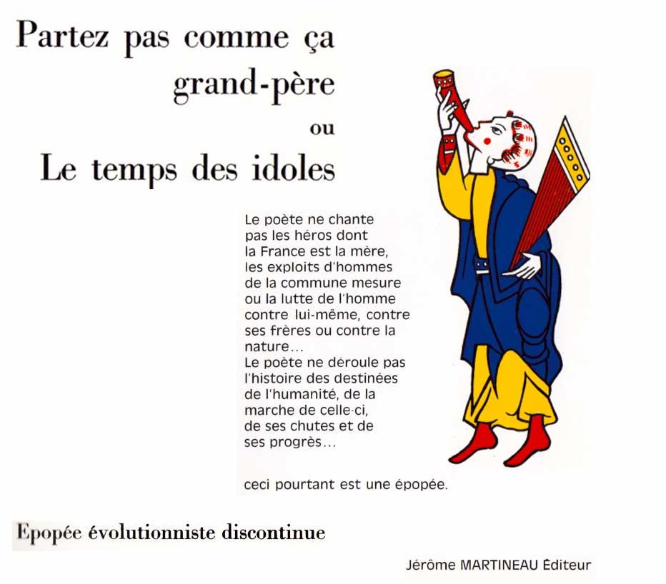 Partez pas comme ça Grand-Père ou Le temps des Idoles by Claude d'Esplas